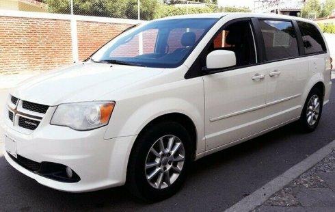 Chrysler Grand Caravan 2012 usado en Guanajuato