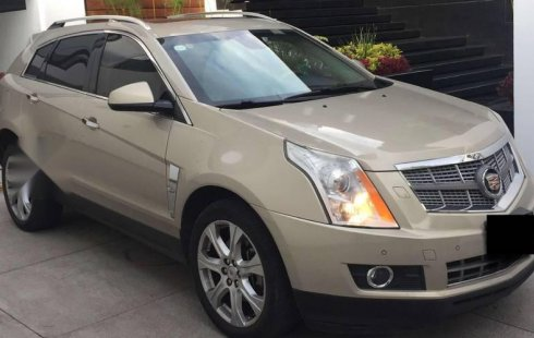 Quiero vender cuanto antes posible un Cadillac SRX 2010
