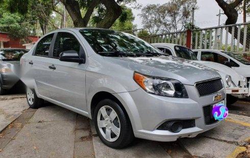 Se vende un Chevrolet Aveo 2015 por cuestiones económicas