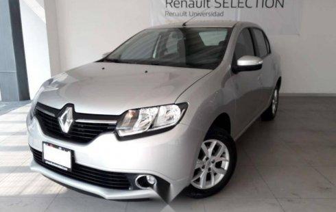 Se vende urgemente Renault Logan 2017 Manual en Benito Juárez