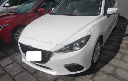 Mazda Mazda 3 2016 barato en Puebla