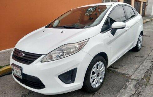 Un Ford Fiesta 2012 impecable te está esperando