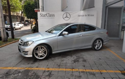 Mercedes-Benz Clase C impecable en Benito Juárez