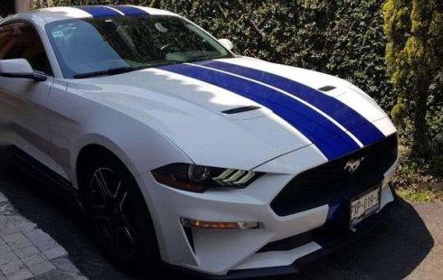 Precio de Ford Mustang 2019