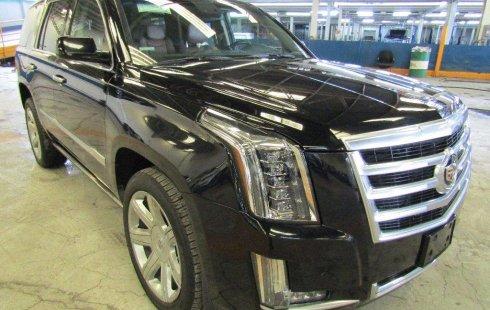 Cadillac Escalade usado en Gustavo A. Madero