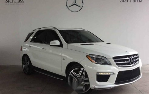 Se vende un Mercedes-Benz Clase M de segunda mano