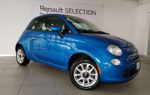 Quiero vender inmediatamente mi auto Fiat 500 2016