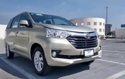 Vendo un carro Toyota Avanza 2018 excelente, llámama para verlo