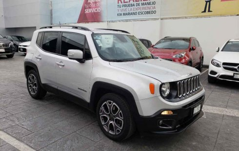 Jeep Renegade 2017 impecable