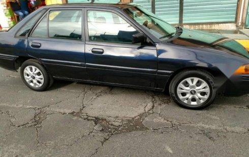 Urge!! Vendo excelente Ford Escort 1995 Automático en en Cuautitlán Izcalli