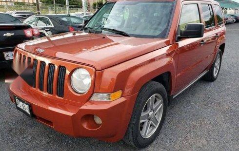 Vendo un Jeep Patriot