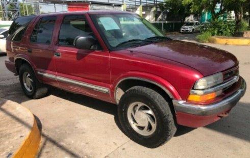 Pongo a la venta un Chevrolet Blazer en excelente condicción