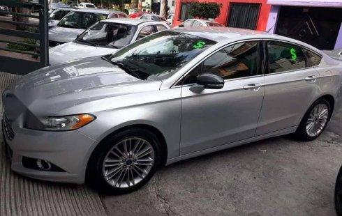 Urge!! Vendo excelente Ford Fusion 2014 Automático en en Miguel Hidalgo