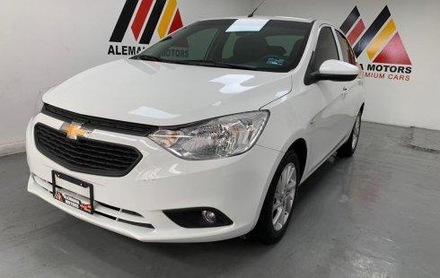 Quiero vender inmediatamente mi auto Chevrolet Aveo 2019