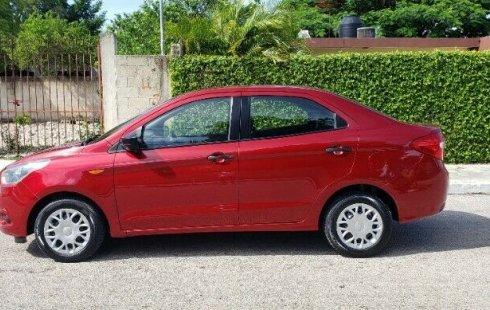 Se pone en venta un Ford Figo