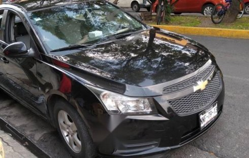 Chevrolet Cruze 2010 usado en Gustavo A. Madero