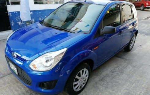 Quiero vender inmediatamente mi auto Ford Ikon 2014 muy bien cuidado