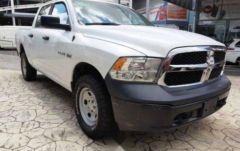 Dodge Ram 1500 impecable en Puebla más barato imposible