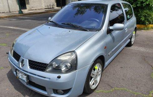 Renault Clio usado en Azcapotzalco
