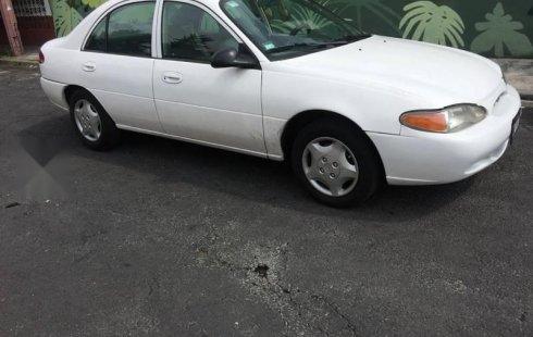 Quiero vender inmediatamente mi auto Ford Escort 1997 muy bien cuidado
