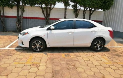 En venta carro Toyota Corolla 2016 en excelente estado