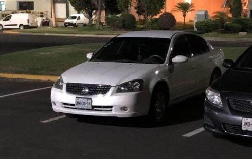 Llámame inmediatamente para poseer excelente un Nissan Altima 2005 Automático
