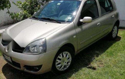 Quiero vender inmediatamente mi auto Renault Clio 2009