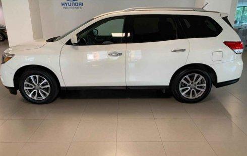 Vendo un Nissan Pathfinder