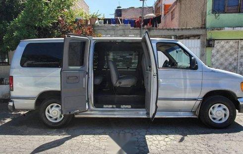 Ford Econoline 2001 en Ecatepec de Morelos