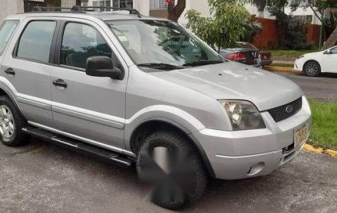 Quiero vender cuanto antes posible un Ford EcoSport 2005