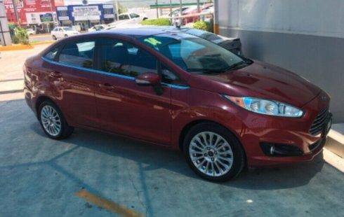 Ford Fiesta 2014 barato en Nuevo León