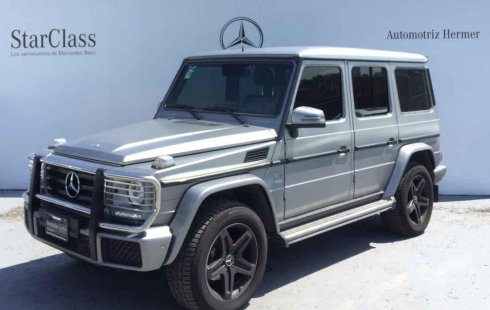 Vendo un Mercedes-Benz Clase G impecable