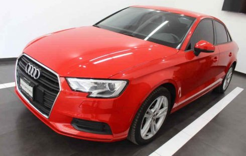 Audi A3 2018 impecable
