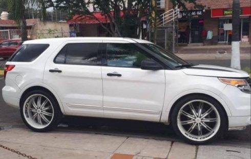 Urge!! Un excelente Ford Explorer 2013 Automático vendido a un precio increíblemente barato en Zapopan