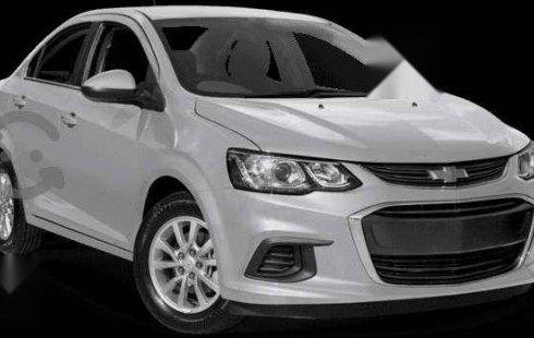 Se pone en venta un Chevrolet Sonic