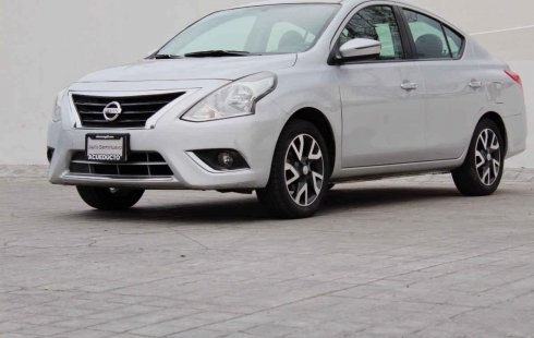 Nissan Versa 2016 impecable