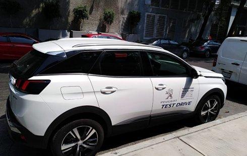 No te pierdas un excelente Peugeot 3008 2019 Automático en Hidalgo