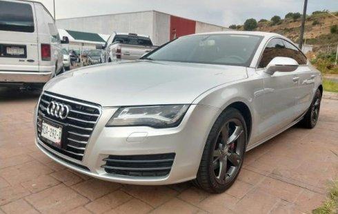 Quiero vender urgentemente mi auto Audi A7 2012 muy bien estado