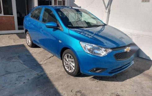 Chevrolet Aveo 2019 usado en Iztacalco