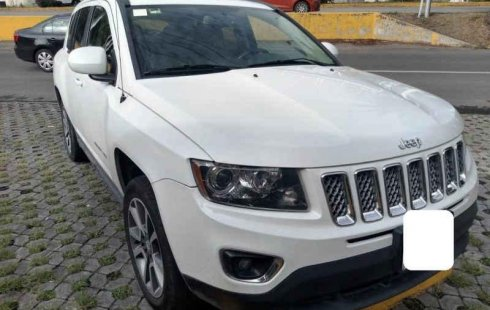 Jeep Compass 2015 impecable