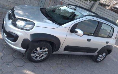 Quiero vender inmediatamente mi auto Fiat Uno 2018 muy bien cuidado