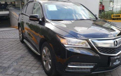 Se pone en venta un Acura MDX
