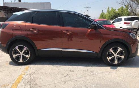 En venta un Peugeot 3008 2019 Automático muy bien cuidado