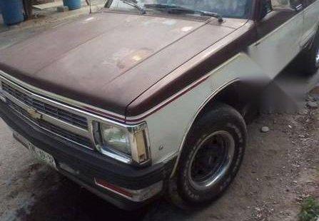 En venta carro Chevrolet Blazer 1991 en excelente estado