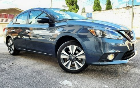 Nissan Sentra 2017 impecable