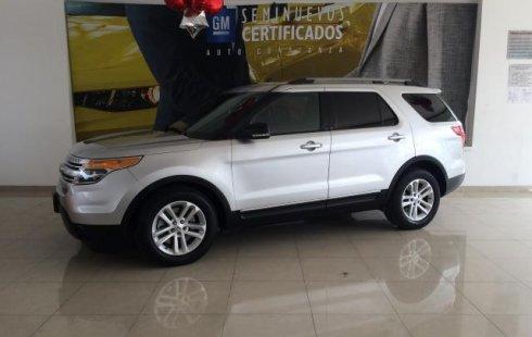 Urge!! Un excelente Ford Explorer 2013 Automático vendido a un precio increíblemente barato en México State