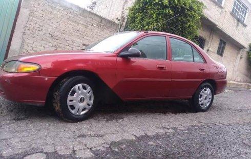 Quiero vender inmediatamente mi auto Ford Escort 1999