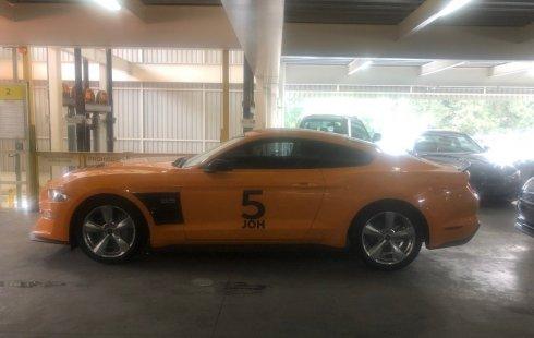 Vendo un Ford Mustang