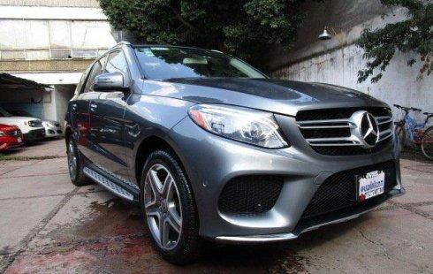Tengo que vender mi querido Mercedes-Benz Clase GLE 2018