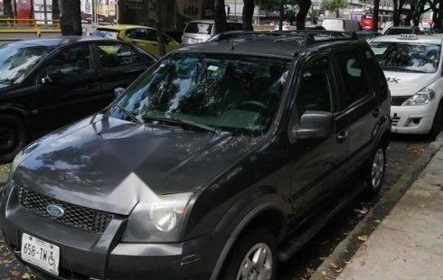 Se vende un Ford EcoSport 2005 por cuestiones económicas